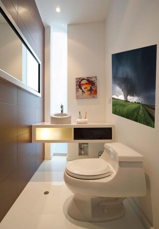 Ça marche aussi si vos toilettes font moins de 40m².